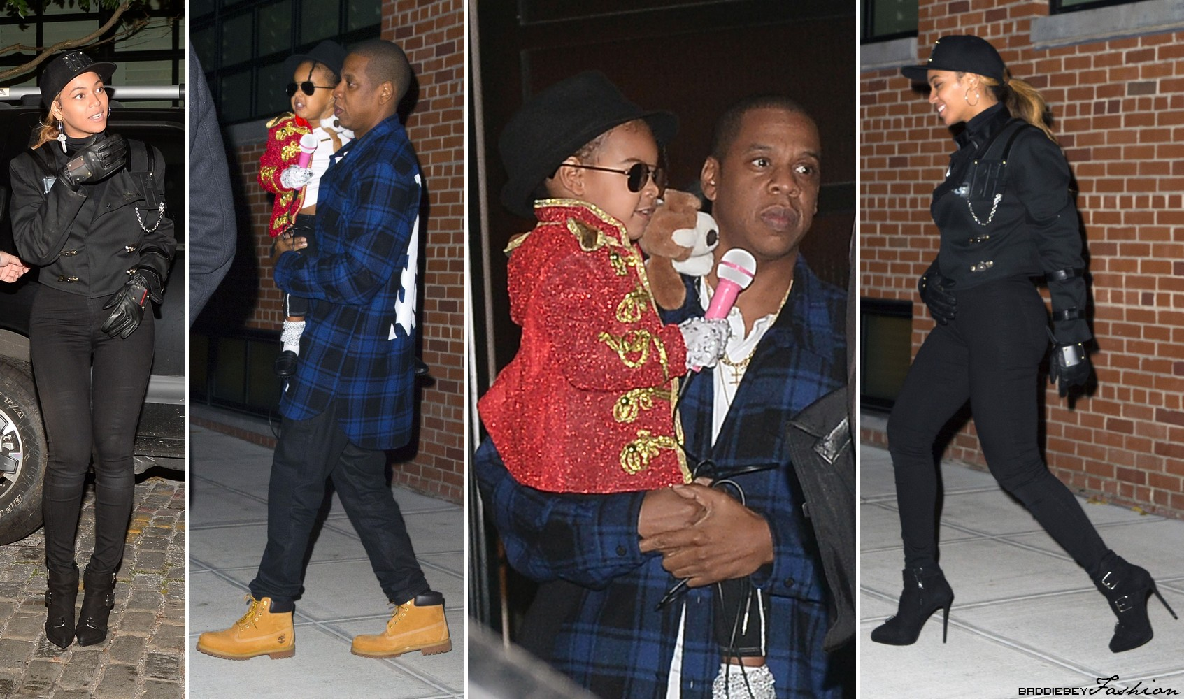 Jay Z, Beyoncé and Blue Ivy enjoy Halloween parties! (30/31.10 ...