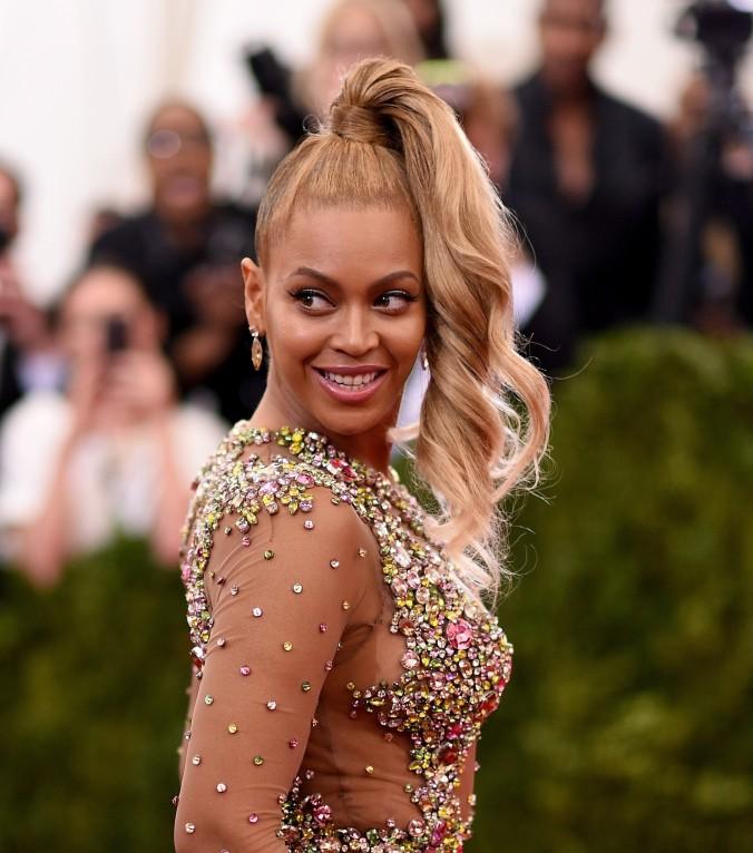 Beyoncé's Makeup Look For The